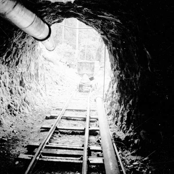 Digging of tunnel to gain access to La Verna